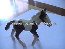 plastic animal horse / new design toy / fashionable figure