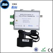 Dbs l- bande double fibre optique émetteur- satellite ert100t