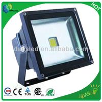 stadium 50 watt led flood light portable RoHS UL CE C-tick EMC CSA SAA