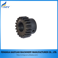 2013 New Arrival High Precision CNC Machining Non-standard Plastic or Metal Spur Gears Small Gear Wheel