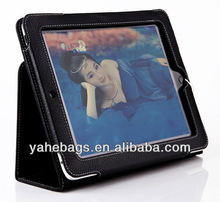 for iPad sleeve pu leather cover folding tablet case