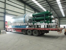 Professional Jinyuan XY-1 used oil recycling ,used oil refining ,used oil to diesel machine with CE,SGS,ISO