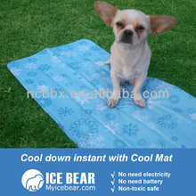 2015 Pet Cooling Mat Cool pet pad