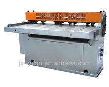 Yi Xin -- tinplate tin can cutting machine for can making