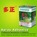 spray adhesivo para la decoración interior del coche