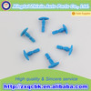 plastic fastener and clips of various color for general car motor