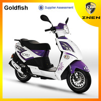 The New Generation GAS SCOOTERS 49CC of small,lovely,unique and exclusive ZNEN GOLDFISH For electric vehicle
