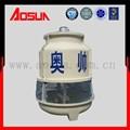 5Ton FRP / redondo / bajo nivel de ruido / pequeña torre de enfriamiento sistema de tratamiento de agua