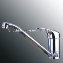 cold and hot water deck mounted kitchen faucet 187B-2