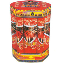 2015 christmas party decoration cake display fireworks