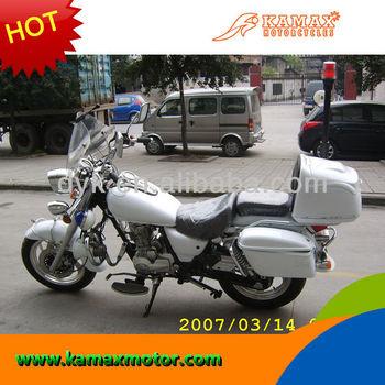 200cc Policia Chopper Motocicleta