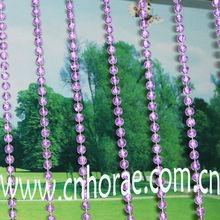 wedding decoration beaded curtain,acrylic curtain