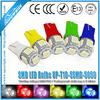 Top seller 12V/24V auto T10 194 W5W LED bulbs