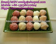 fish ball machine meat ball machine