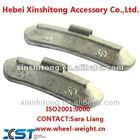 lead balancin wheel weight/wheel tyre balancing