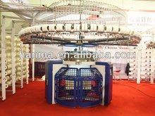 hanma single jersey knitting machine,textile knitting machine ,fabric making machine