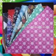 printed pp spun bond non-woven fabric for table cloth