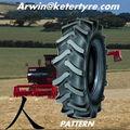 pneumatici del trattore agricolo