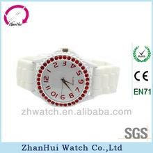 Lady geneva diamond quartz watches made in china