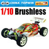 1/10th Scale 4WD RTR Off- Road buggy rc car shell new bright toy car hsp rc car parts