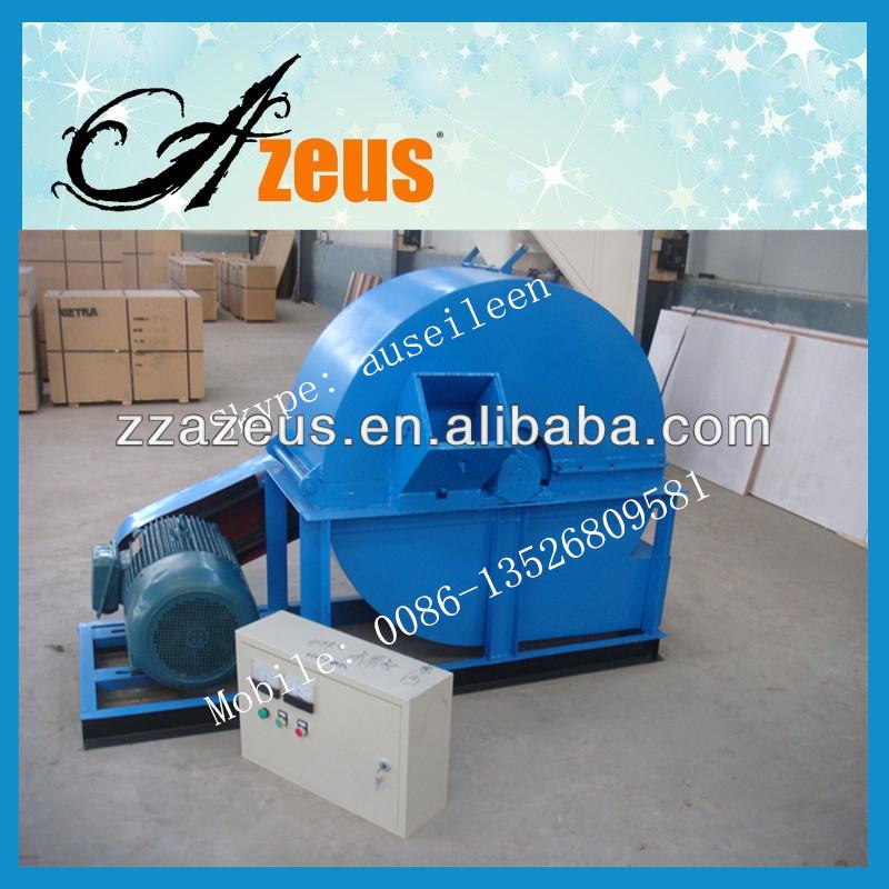 Azeus en çok satan ahşap fiş/talaş/Hindistan cevizi kabuğu kırma makinesi/odun yongalama kırma makinesi doğrudan üretici