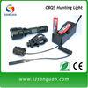 SANGUAN hunting cree led flashlight SG-C8Q5 240lumen
