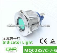 CE Approved Panel Mount Led Indicator Lights (28mm) /Solder Terminal Indicator Lamps