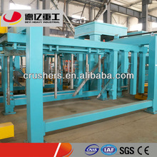 DYS850 double-way pressure automatic hydraulic brick-making machine construction equipment