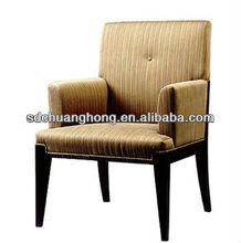 new design hotel restaurant chair wood cafe chair armchair CH-YZ-213