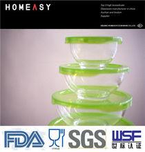 Pyrex Glass Microwave Round Glassware