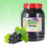 Grape Flavor Coconut Jelly
