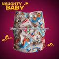 2013 bebé recién nacido especial de poliéster reciclado modernaimpresa tela del pañal