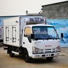 New Isuzu NLR (100P) 1.5T-3.0T Refrigeration Truck (Kingtec S293E Refrigeration Unit)