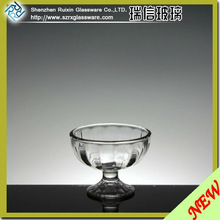2012 New Design High Quality Small And Useful Ice Cream Glass Cup