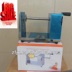 potato spiral cutter for sale (Tel: 0086-18739193590)
