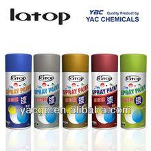 400ml spray paint normal color aerosol spray paint