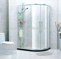 Acrylic shower chamber