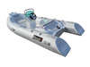 Q boat fiberglass inflatable yacht with CE
