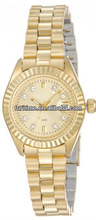 ladies gold tone watches for women fake gold plated