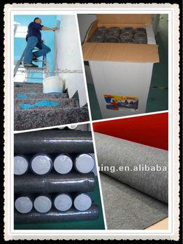 Carpet manufacturer pad/floor protector mat /painter felt