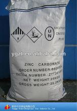 basic zinc carbonate 57.5% rubber grade