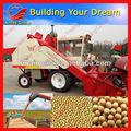 2014 novos mini soja harvester / mini soja colheitadeira / mini de soja máquina de colheita 0086 - 13733199089