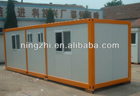 Prefabricated container house/office with good quality and competitive price