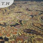 Arabic textile chenille sofa fabric