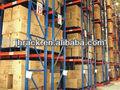 armazém de armazenamento pesados racking da pálete sistema