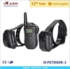 4 IN 1 Rechargeable and Waterproof Remote Dog Shock Collars, Vibrate & Electric Shock Collar