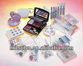 Oem colorido todo- tipo da paleta da sombra( creme, líquido impermeável, lápis, pressionado pó)