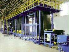 SBS/APP asphalt waterproofing membrane production line