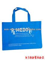 Fashion Reusable 2014 Super Quality Custom Made Design Shopping Bag,Non-woven Handle Suit Bag