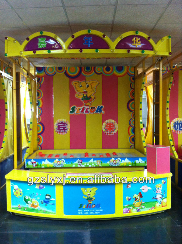 Ball Throw Carnival Game Indoor Throw Ball Game
